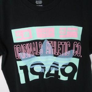 Adidas Short Sleeve Crew Neck T Shirt